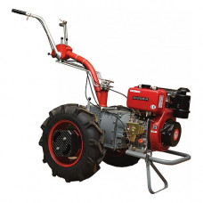 Мотоблок дизельный Мотор Сич МБ-9ДЕ (электростартер)