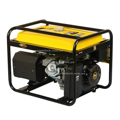 Бензиновый генератор Кентавр КБГ-605Э/3 (380V, 3 фазы)