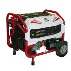 Бензиновый генератор Weima WM5500BE