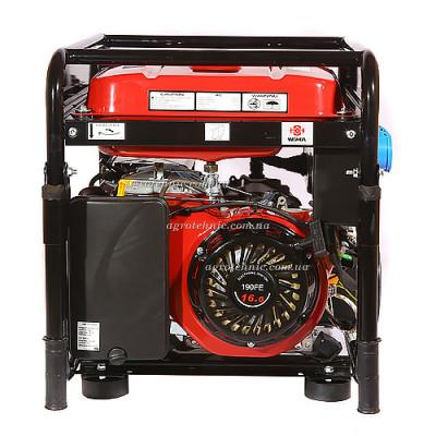 Бензиновый генератор Weima WM7000E ATS (автомат)