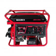 Бензиновый генератор Vitals JBS 5.0bе