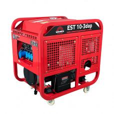Дизельный генератор Vitals Master EST 10-3dap ATS (автомат, 380V, 3 фазы)