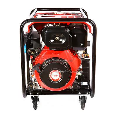 Дизельный генератор Weima WM7000CLE (380V, 3 фазы)