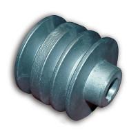 Шкив ремня ведущий 3-х ручейковый на коленвал 19 мм (внешний диаметр 88 мм)
