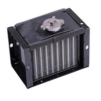 Радиатор (алюминий) с крышкой (R180)