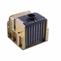 Радиатор алюминиевый GZ на двигатель R195