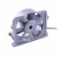Вентилятор в сборе с генератором (ZUBR original) на двигатель R195