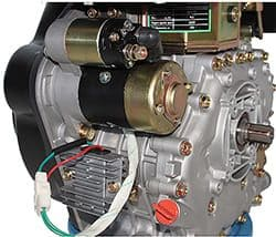 Купить двигатель GrunWelt электростартер