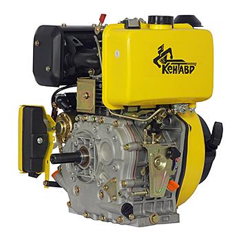 Купить дизельный двигатель с электростартером