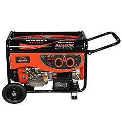 Купить генератор на газе