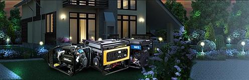 Купить генератор для дома